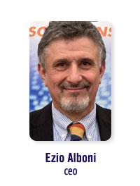 Ezio Alboni CEO Eos