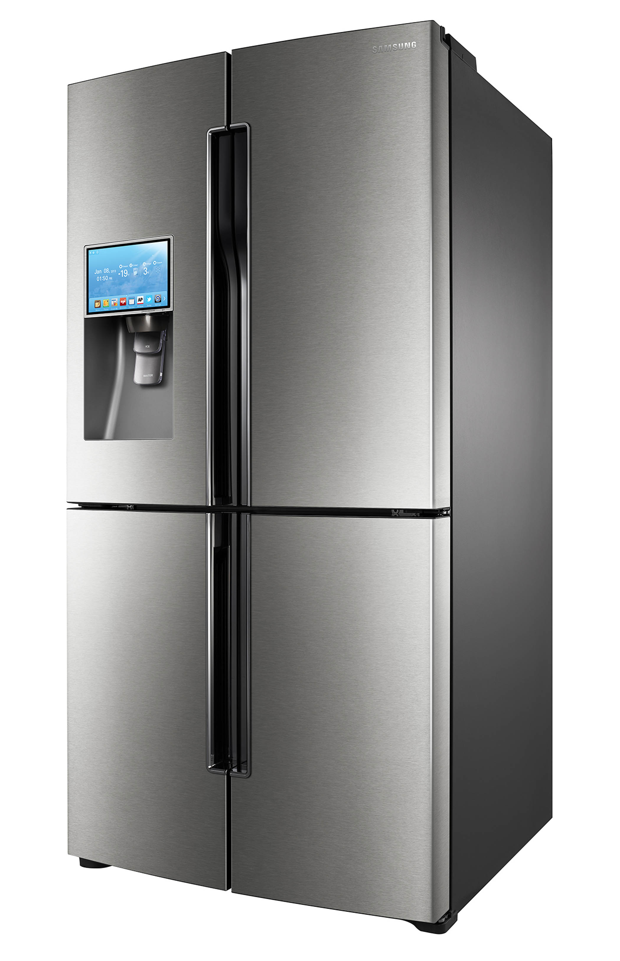 Belgi An Droid Samsung Frigo Intelligent T9000