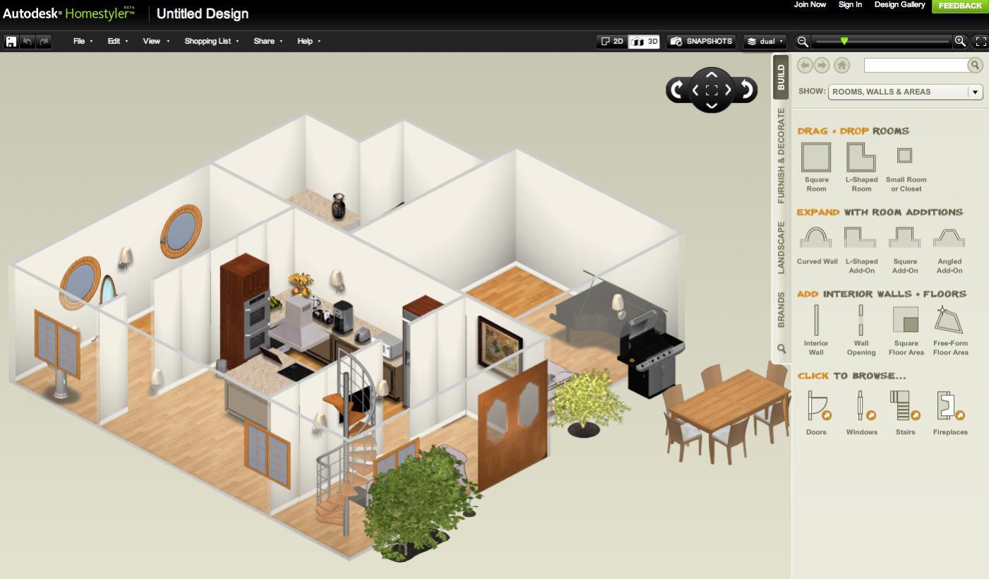 Progettazione Casa Programma : Una nuova app per progettare la casa dei tuoi sogni data manager