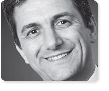 Stefano Venturi, amministratore delegato del Gruppo HP in Italia