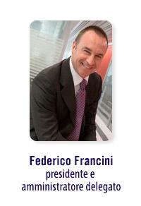 Federico Francini presidente e amministratore delegato di Fujitsu Italia