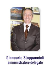 Giancarlo Stoppaccioli amministratore delegato R1
