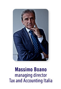 Massimo Boano managing director Tax and Accounting Italia Wolters Kluwer