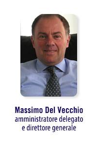 Massimo Del Vecchio amministratore delegato e direttore generale infogroup