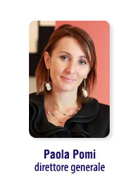 Paola Pomi direttore generale sinfo one