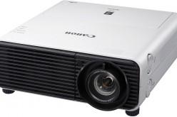 La nuova generazione di proiettori Canon XEED Compact Installation in anteprima a ISE 2014