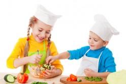 Bambini e cibo, la convivialità è l'approccio migliore