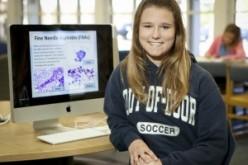 18enne inventa un'app per la diagnosi preventiva della leucemia