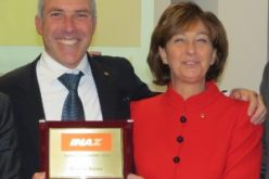 Inaz premia i migliori rappresentanti: agente dell'anno a Catania