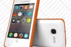 Alcatel Onetouch Fire: il primo smartphone con Firefox OS