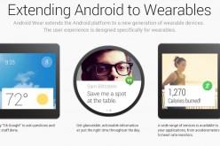 Google lancia Android Wear, l'OS che dominerà il wearable computing