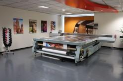Canon leader nel mercato italiano della stampa digitale di grande formato flatbed