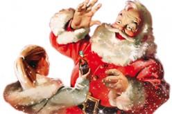 Babbo Natale è il re dei marchi