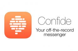 Confide: lo SnapChat professionale per messaggi confidenziali