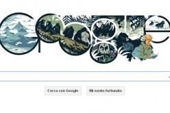 "Google ricorda con un doodle Dian Fossey, ""la signora dei gorilla"""