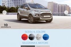 Nuova Ford EcoSport: al via il pre-lancio su Facebook