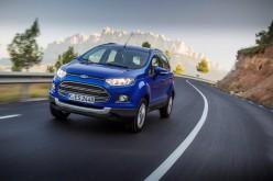 Nuova Ford EcoSport: pratica come una compatta, robusta come un SUV