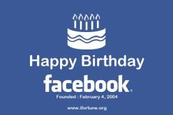 Facebook festeggia 10 anni con Paper