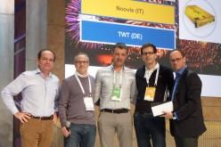 Noovle premiata da Google Enteprise come Partner of the Year 2013 nella categoria Search in EMEA