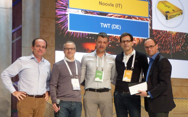 Noovle premiata da Google Enteprise come Partner of the Year 2013 nella categoria Search in EMEA