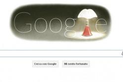 Google dedica un doodle a Gae Aulenti e alla sua lampada pipistrello