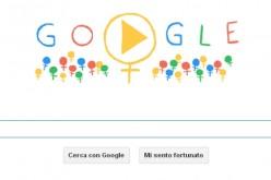 Google celebra in anticipo le donne con un doodle e un VIDEO