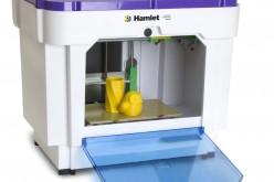 Arriva l'innovativa stampante 3D alla portata di tutti targata Hamlet