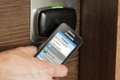 Lo smartphone diventa la chiave della camera d'albergo