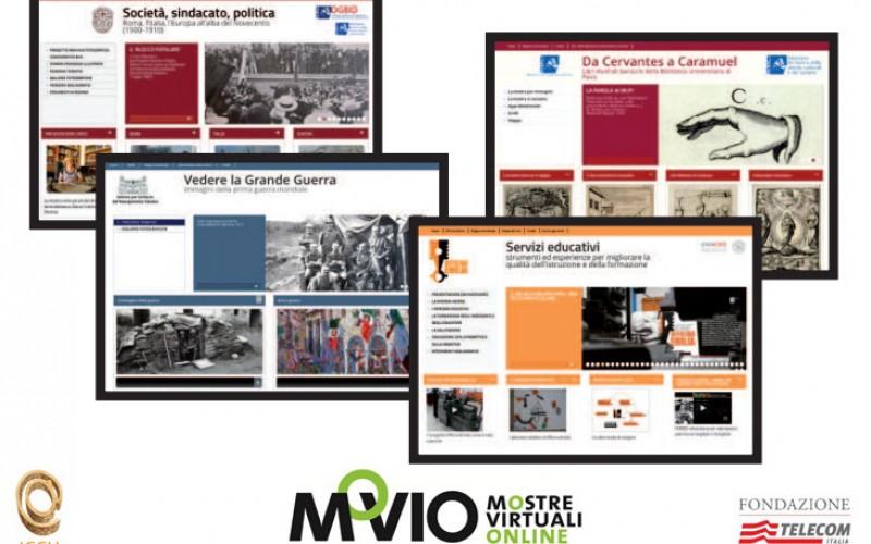MOVIO: il software di ICCU e Telecom per creare mostre virtuali