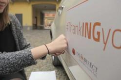 #ThankINGyou: ING DIRECT premia la propria community social