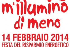 """""""M'illumino di meno"""": il 14 febbraio è la giornata del risparmio energetico"""