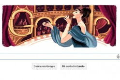 Google celebra i 90 anni di Maria Callas