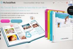 MySocialBook: la tua vita social in un libro