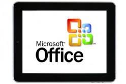 Microsoft presenterà Office per iPad il 27 marzo?