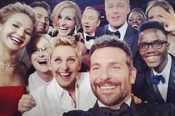 Il selfie da Oscar batte il record di Obama