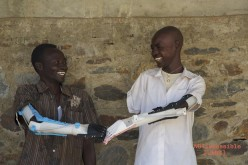 Project Daniel: protesi low cost stampate in 3D per i bisognosi dell'Africa