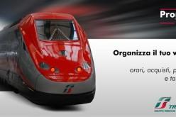 Trenitalia: organizza i viaggi con Prontotreno direttamente dalla SMART TV