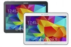 Ecco le prime immagini di Samsung Galaxy tab 4 da 10,1 pollici