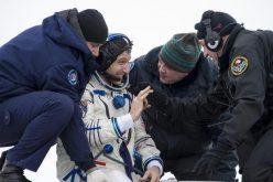 Tre astronauti della Iss tornano sulla Terra senza problemi