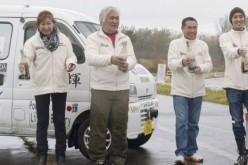 Suzuki Every auto elettrica da record: 1.300 km con una sola ricarica
