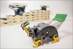TERMES: un robot per costruzioni che si ispira alle termiti