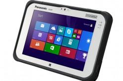 """Panasonic: ecco il primo tablet fully rugged da 7"""" con Windows 8.1 Pro e Intel Core i5"""