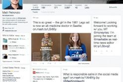 Twitter si ispira a Facebook e Google+ per la nuova grafica