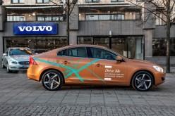 Volvo Drive Me: 100 auto senza pilota per le strade di Goteborg