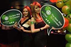 WeChat insidia WhatsApp con i suoi 355 milioni di utenti mensili