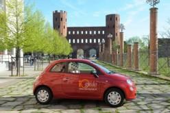 A Torino il car sharing si fa elettrico