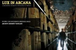 """Accenture sviluppa la app ufficiale di """"Lux in Arcana – l'Archivio Segreto Vaticano si rivela"""""""