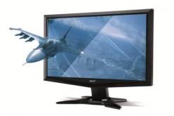 Acer: il 3D mai visto prima