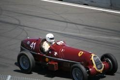 Acquistata per 9,37 milioni di dollari l'Alfa Romeo 8C-35 guidata da Nuvolari