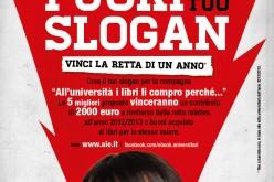 Al via è-Book: inventa uno slogan e vinci un anno di università
